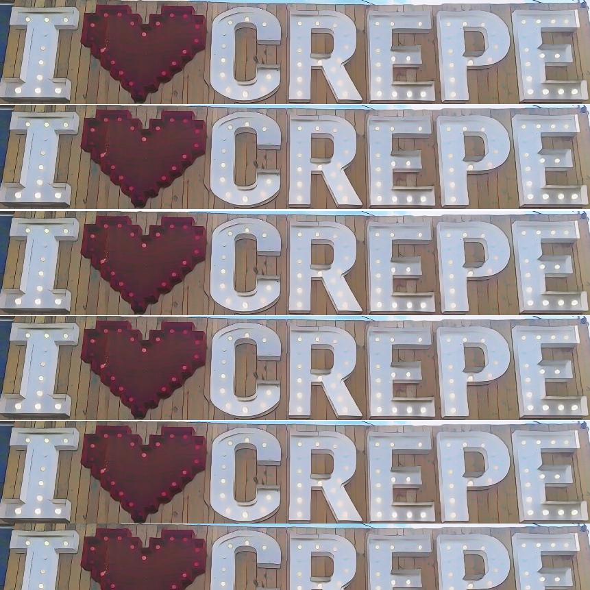 I Love Crepe uneteclub